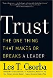 Trust, Les T. Csorba, 0785261540