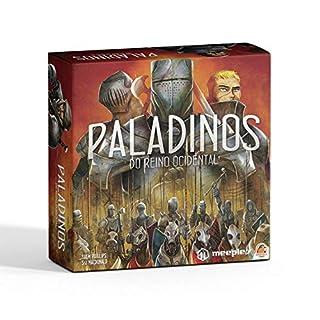 Gamerati Paladins of The West Kingdom