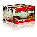 Euro Cuisine YM80 Yogurt Maker,White