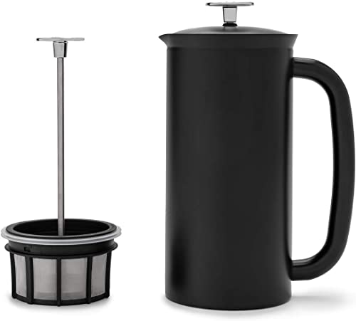ESPRO P7 Double Walled Stainless Steel Vacuum Insulated Coffee French Press