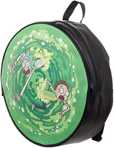 Rick and Morty Portal Bag