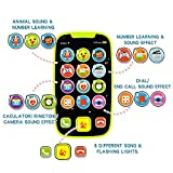KidPal Baby Toy Phone for 1 2 Year Old with