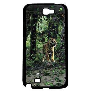 Tiger in the Wild Hard Snap on Phone Case (Note 2 II)