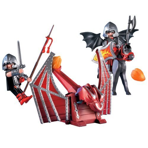 Playmobil Dragon Wing Knight with Fire Catapult
