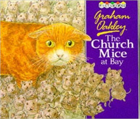 The Church Mice at Bay by Graham Oakley (1995-10-01)