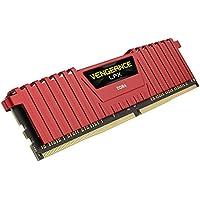2-Pk. Corsair Vengeance LPX 8GB Desktop Memory