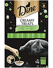 DINE Creamy Treats, 32X12G, Assorted Flavors