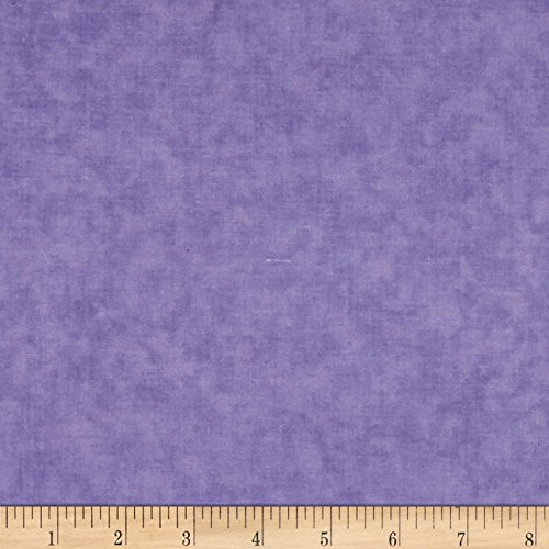 Santee Print Works Cotton Blenders Lavender Fabric by The Yard,