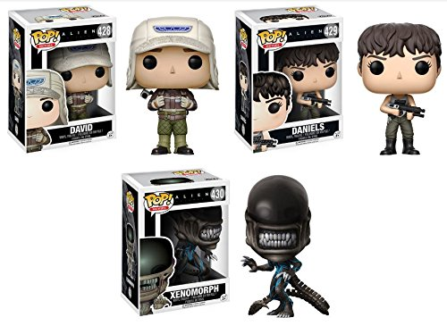 Funko Movies Pop! Alien Covenant Collectors Set