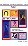 Jettatore!..., Gregorio de Laferrhre, 9505811020