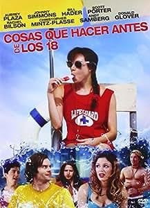 Cosas Que Hacer Antes De Los 18 [DVD]