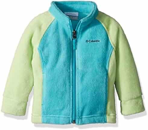 Columbia Girls' Baby Benton Springs Fleece