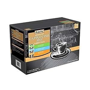 Amazon Com Daily Chef Cappuccino Single Serve Coffee