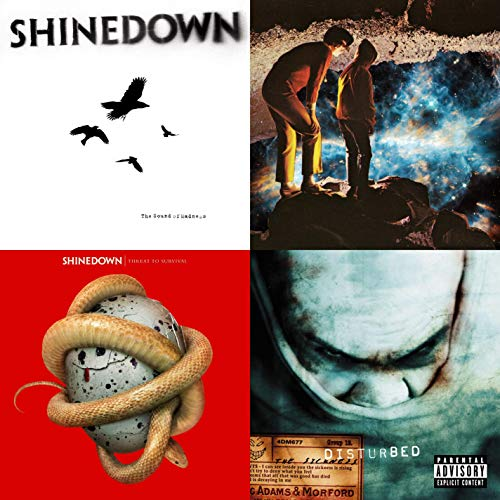 Shinedown and More (Best Of Theory Of A Deadman)