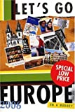 Let's Go 2006 Europe (international Edition), Let's Go, Inc. Staff, 0312359055