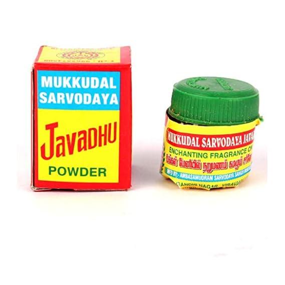 SAARA : Mukkudal Javadhu powder - 4g - 1 No