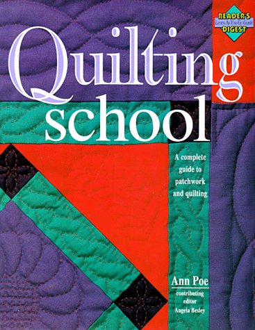 how to quilt as you go - 1