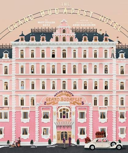 Pdf Entertainment The Wes Anderson Collection: The Grand Budapest Hotel