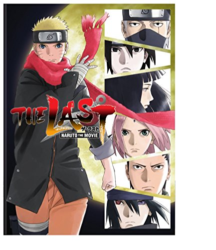 DVD : The Last: Naruto The Movie (DVD)
