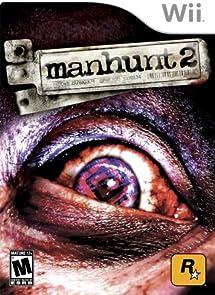 Manhunt 2 by Rockstar Games: Video Games - Amazon com