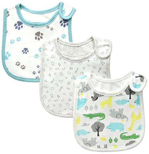 Carters Baby Boys 3 pack Bibs