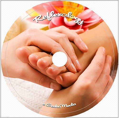 Reflexology Learn at Home 5 Books 55 Video Tutorials W100 (Massage Mat Thai Shiatsu)