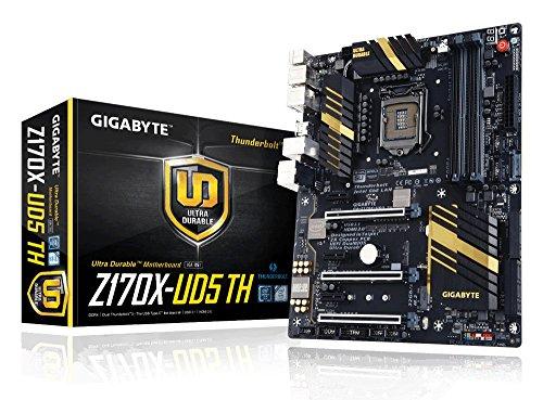 13. Gigabyte GA-Z170X-UD5 TH Mainboard