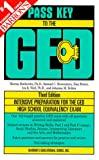 Pass Key to the GED, Murray Rockowitz and Samuel C. Brownstein, 0764104578
