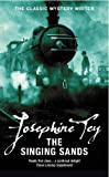 The Singing Sands by Josephine Tey front cover