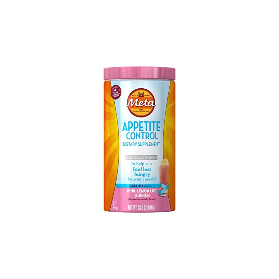 Metamucil Daily Appetite Control Weight Loss Supplements