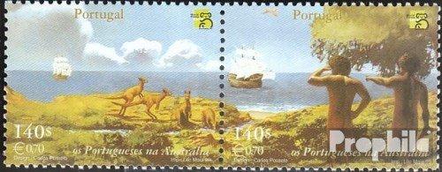 kompl.Ausg. Briefmarken f/ür Sammler 1999 Briefmarkenausstellung Landschaften Prophila Collection Portugal 2327-2328 Paar