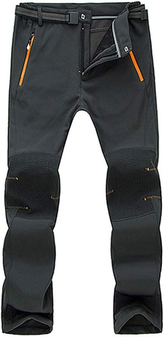 Moda Hombres Sueltos Pantalones Aire Libre Ligero Transpirable de ...