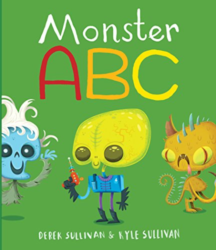 Monster ABC (Hazy Dell Press Monster Series) -