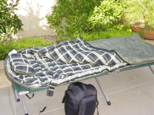 Sleeping Bag Envelop style Zero Degree Fahrenheit 39×90, Outdoor Stuffs