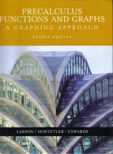 Download Larson Precalculus Functions Graph A Graphing Approach
