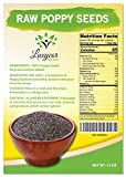 #7: Poppy Seeds - 100% All Natural (0.75 LB)
