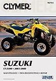 Suzuki LT-Z400 2003-2008 (Clymer Motorcycle Repair)