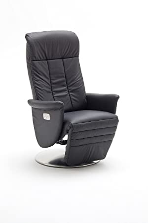 123wohndesign Relaxsessel Modernes Design Leder Elektrisch