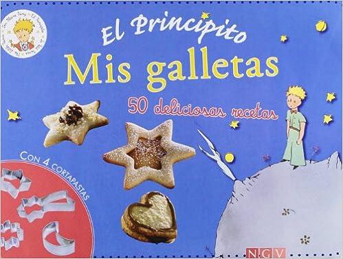 El Principito - Mis Galletas (Caja Metalica): Amazon.es: Vv.Aa.: Libros