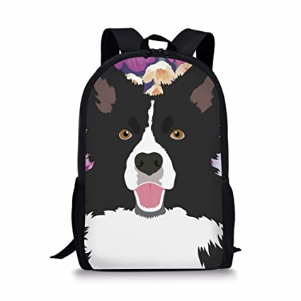 2935f8d5c2ba Amazon.com | Dellukee School Bags For Teen Girls Youth Daypack Large ...