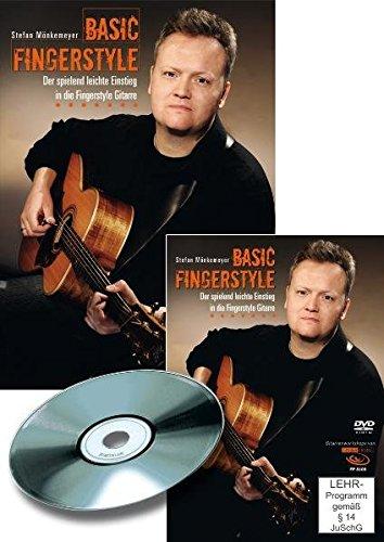 Basic Fingerstyle: Der spielend leichte Einstieg in die Fingerstyle Gitarre, m. DVD