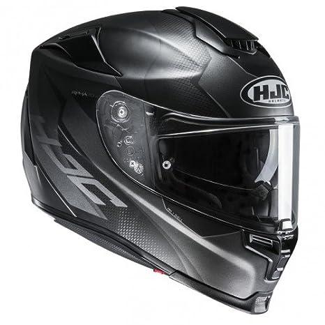 HJC Moto Casco Rpha 70/gadivo mc5sf Negro//Blanco tama/ño M