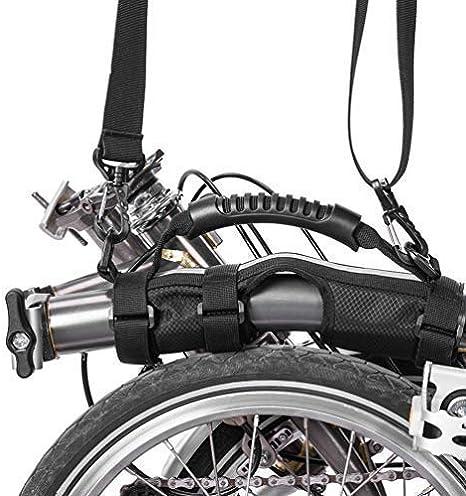 Rock Bros para Brompton Asa para Llevar Mango Bicicleta Plegable ...