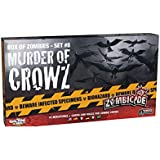 Zombicide Murder of Crowz Strategy Game