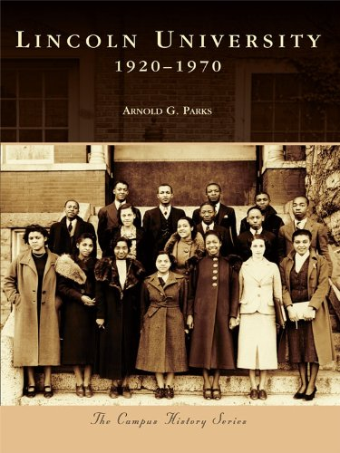 (Lincoln University: 1920-1970 (Campus History))