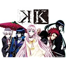 K - The Complete Series Season 1 (English Dubbed)