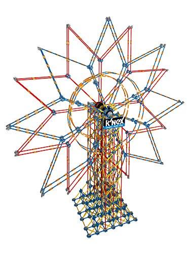 K'NEX Thrill Rides - 6' Double Ferris Wheel Building Set