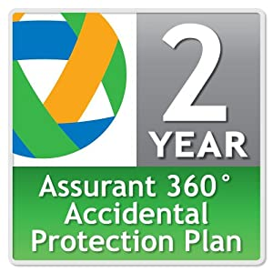 Assurant 2-Year Camera Protection Plan with Accidental Damage ($0-$24.99)