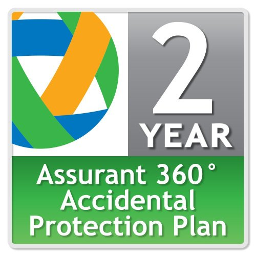 Assurant 2-Year Laptop Protection Plan with Accidental Damage ($300-$349.99) by Assurant