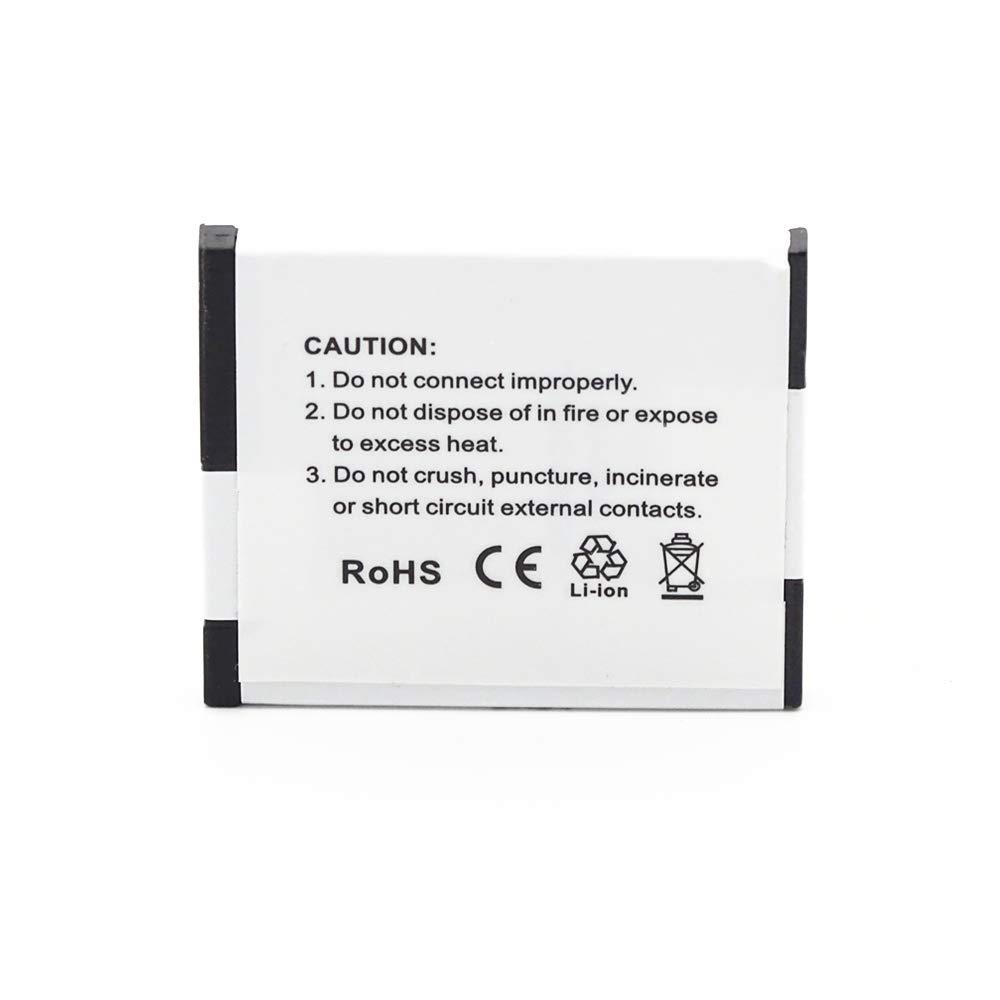 Amazon com: IDS Home 690mAh 3 6V Lithium Battery for